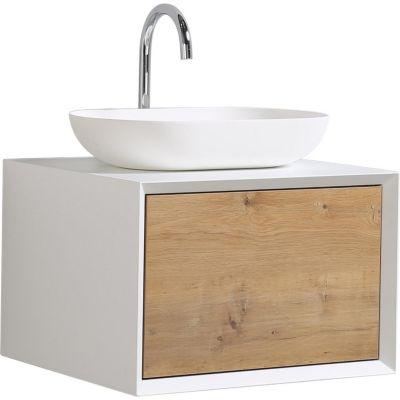 Mueble baño fiona blanco 60 cm