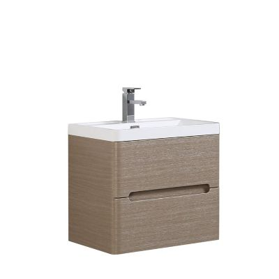 Mueble baño river taupe 60 cm