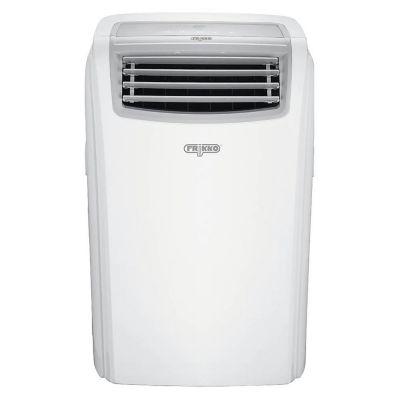Aire acondicionado portátil confiltro para polvo y operación sileciosa