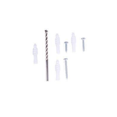 Kit pija para lamina con taquete y broca 49pz marca REDAC