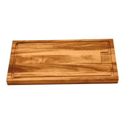 Tabla para cortar y servir asado mediana