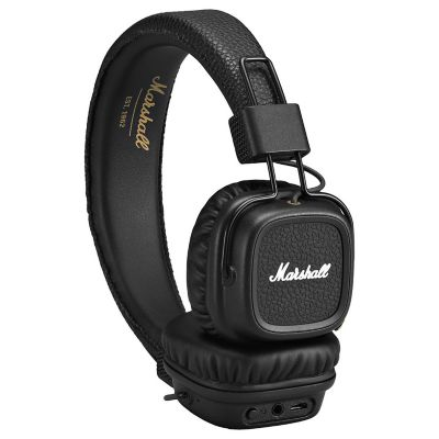 Audifonos Diadema Bluetooth Marshall Major III negro