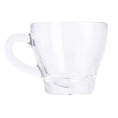 Taza de vidrio Ischia Cappuccino 180 ml