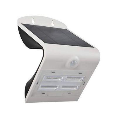 Panel solar led de 3.2w blanco