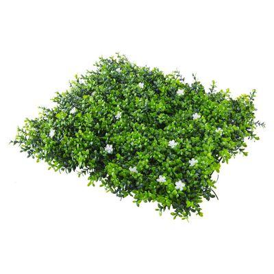 Follaje artificial flores 50x50 cm