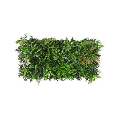 Follaje artificial flores tropical 50x100 cm