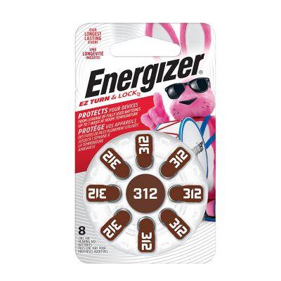 Bateria Auditiva Energizer Ha 312 Bp8