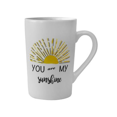 Tarro Porcelana Sunshine 360Ml