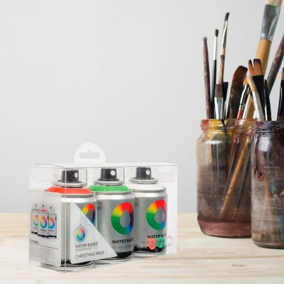 Pack 3 Colors (RVB) 100ml