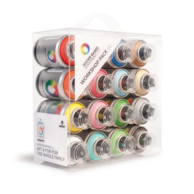 Pack 16 Colores 100ml