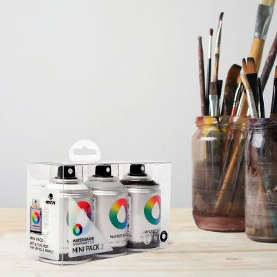 Pack 3 Colors (GNB) 100ml