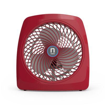 Ventilador Personal 9 personal Mio rojo