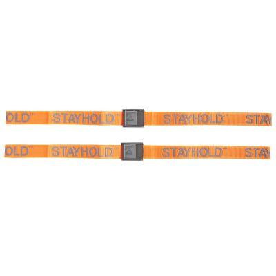 Velcro stayhold utility straps, 2 piezas color naranja, correas sujetables para sostenes objetos y mantenerlos firmes