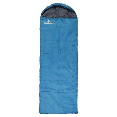 Bolsa de dormir con gorro turquesa