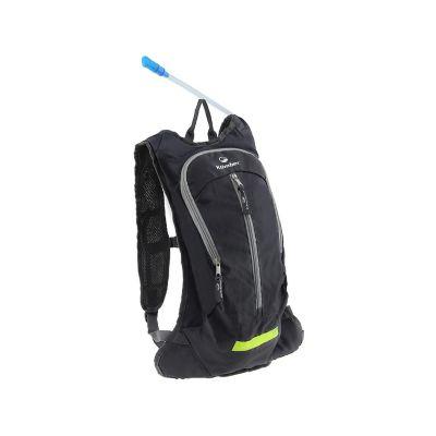 Mochila camelbac+bolsa agua 2l