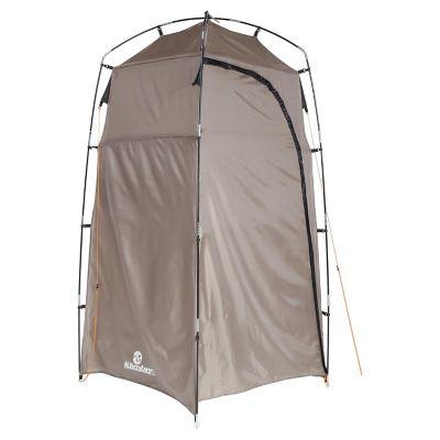 Vestidor para camping con bolsillo