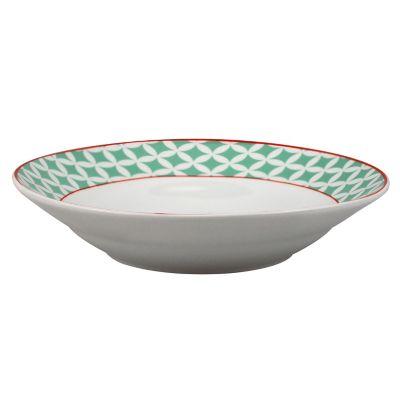 Bowl 13,6X13,6Cm Geometrico
