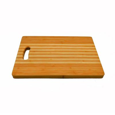 Tabla Para Picar Bambu 38X26