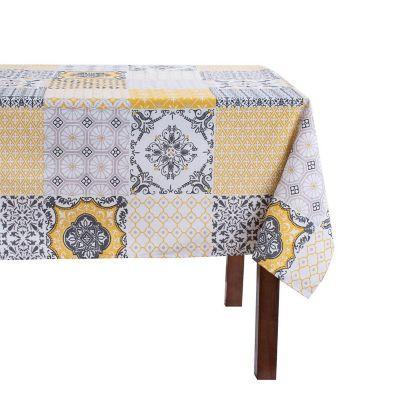 Mantel Rectangular 1.60X2.30 Mosaic Amarillo