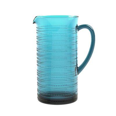 Jarra acrílico 27cm azul