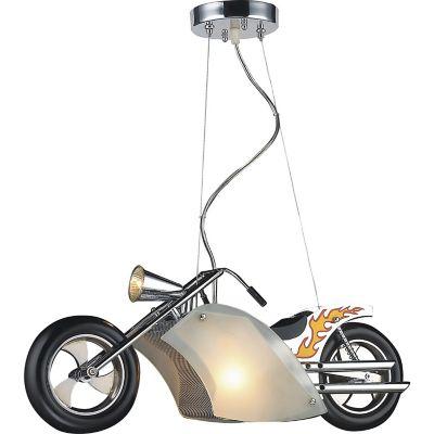 Luminario Moto Base 2XE12 Y 1XGu10