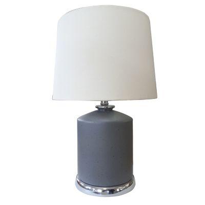 Lampara de mesa cilindro ch