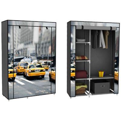 Closet tela New York Taxi