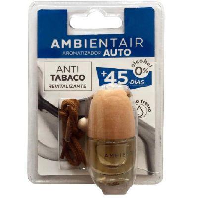 Aromatizante auto Ambientair antitabaco 6ml