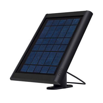 Panel Solar Negro
