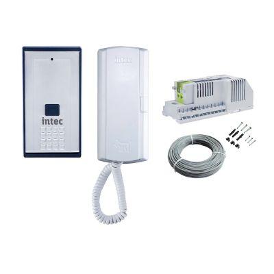 Kit interfon sobreponer 1 telefono