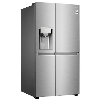 Refrigerador Duplex con Despachador de Agua 26 Pies