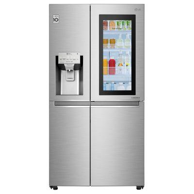 Refrigerador Duplex c/ Despachador de Agua 25Pies