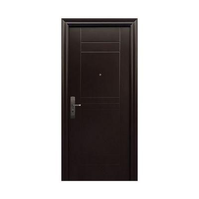 Puerta de Seguridad Elegance Chocolate Apertura Derecha