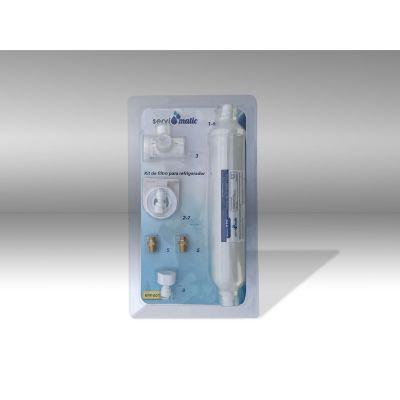 Kit De Filtro Para Refrigerador
