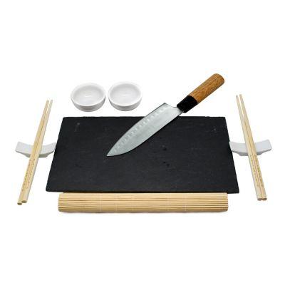 Set para Sushi con cuchillo