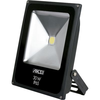 Reflector de led 30W extra plano - luz blanca 6500K