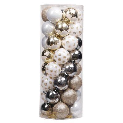 Set 40 esferas disen03 6cm  bd