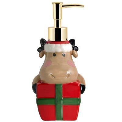 Dispensador reno regalo 8,5cm