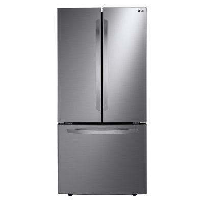 Refrigerador LG French Door 25 Pies Silver LM65BGSK