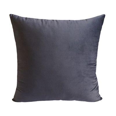 Cojin decorativo gris oxford