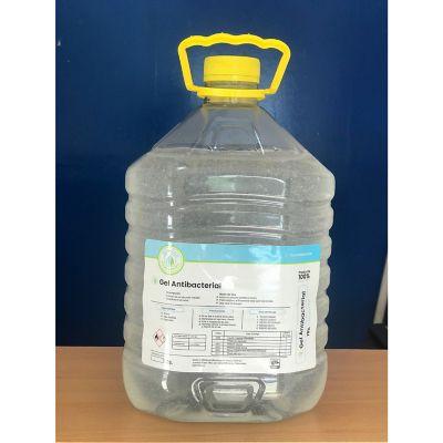 Gel antibacterial 5 litros