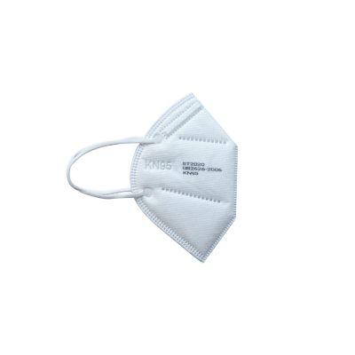 Mascarilla Cubrebocas KN95 paquete con 5 piezas en bolsa individual
