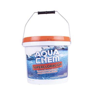 Supercloracion / Dicloro Granulado 4 Kg