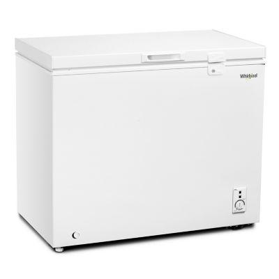 Congelador horizontal dual cap 197 lts blanco