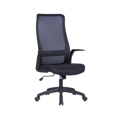 Sillon Pc Malla Negra