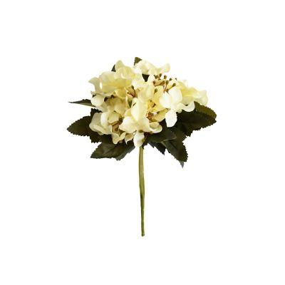 Ramo Mini Hortensias Crema Artificial