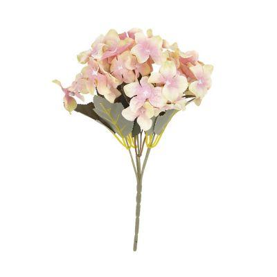 Ramo Mini Hortenisas Rosa Artificial
