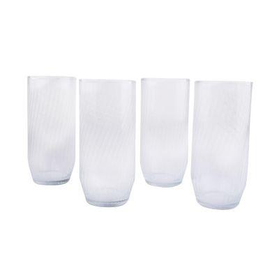 Set de 4 vasos HB Brisa