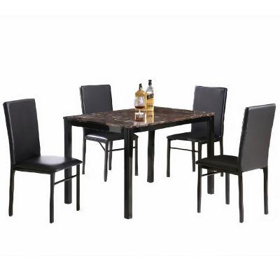 Comedor con 4 sillas modelo albi