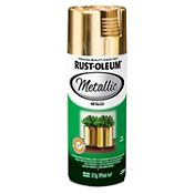 Spray metálico oro 395 ml